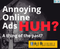 online ad for no online ad