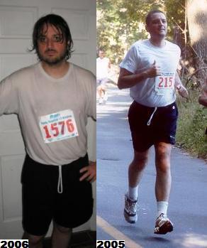 Robert Hashemian, Half Marathon 2006, 2005