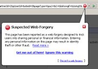 firefox forgery phishing